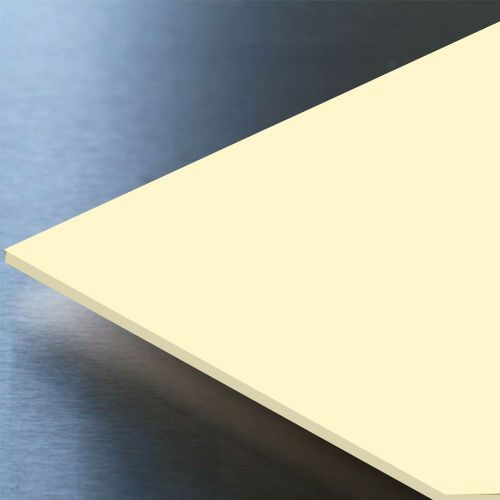 Hygienic Wall Cladding Ivory 10ft x 4ft x 2.5mm